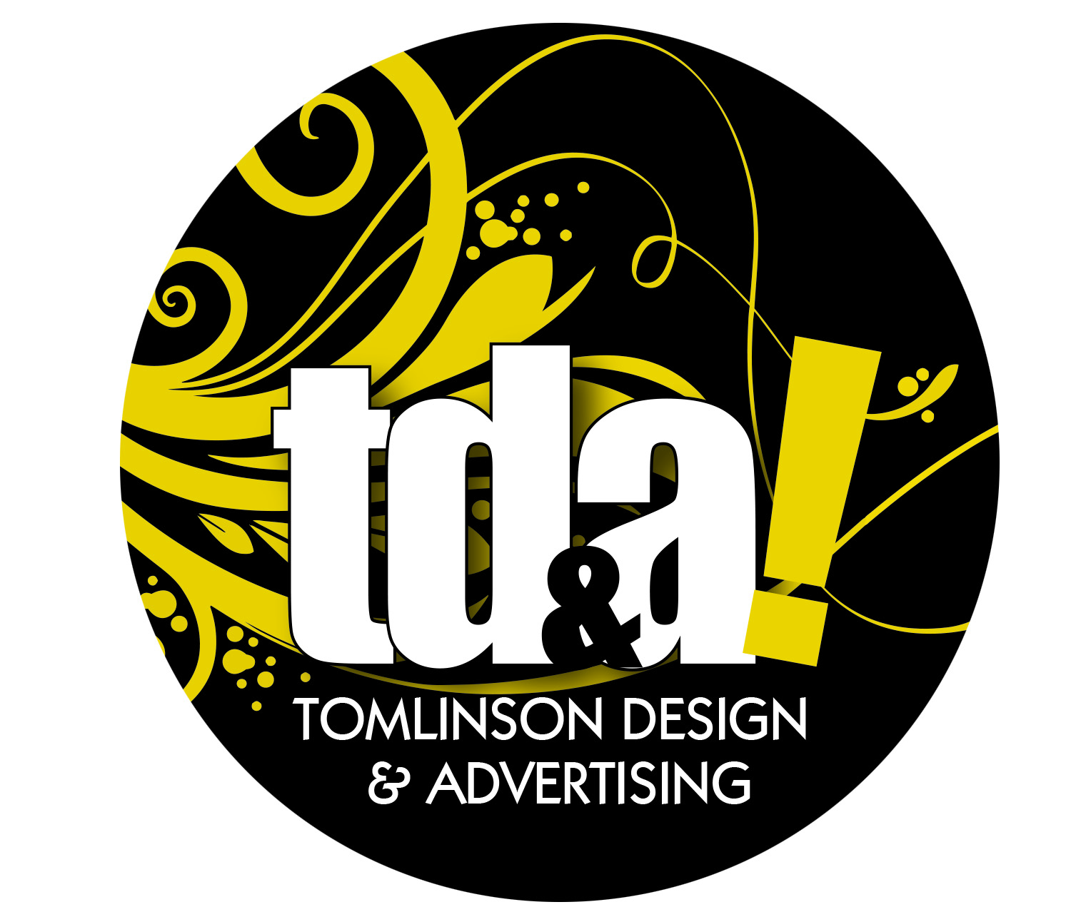 Tomlinson Design & Advertising Company Logo